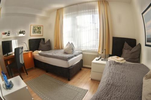 Hotel Merlin Garni - фото 9