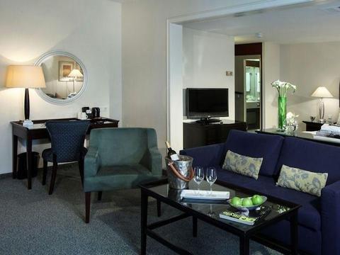 Lindner Hotel City Plaza - фото 10