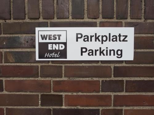 Hotel Westend - фото 14