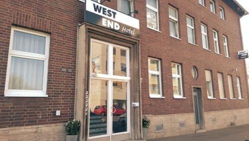 Hotel Westend - фото 20