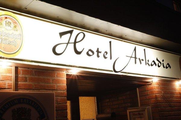 Centro Hotel Arkadia - фото 18