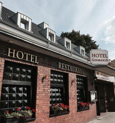 Hotel Germania - фото 20