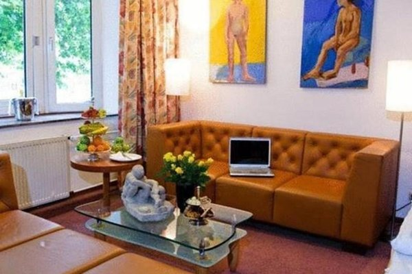 Dom Hotel Am Romerbrunnen - фото 11