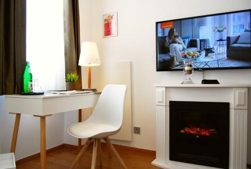 Dom Hotel Am Romerbrunnen - фото 8
