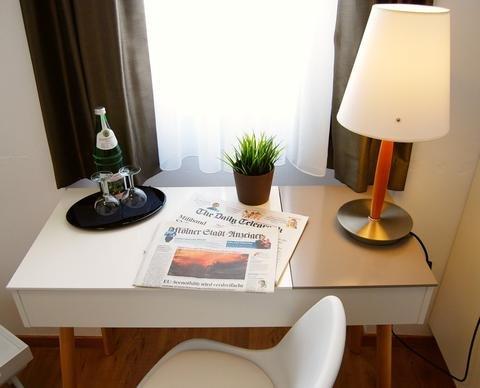 Dom Hotel Am Romerbrunnen - фото 9