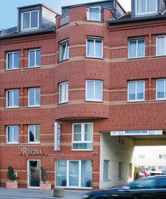 Hotel Regina -Garni Koln - фото 19