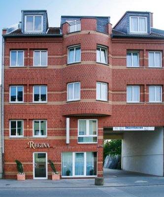 Hotel Regina -Garni Koln - фото 20