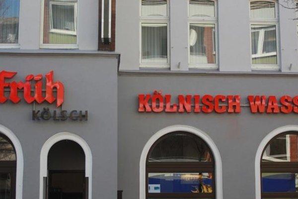 Hotel Brauhaus Kolnisch Wasser - фото 22