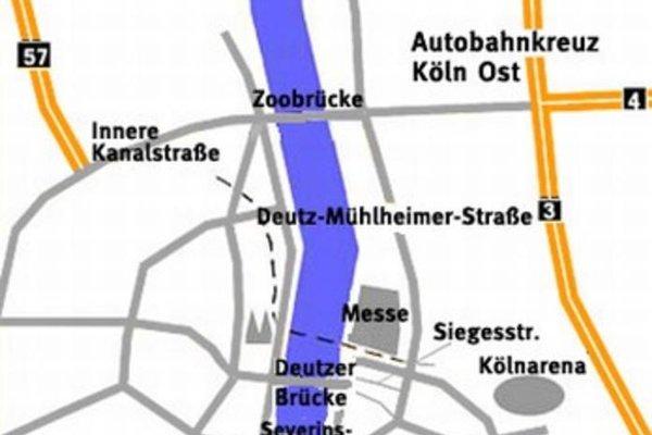 Jugendherberge Koln-Deutz - фото 16