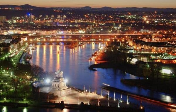 Hotel Continental Koblenz - фото 20