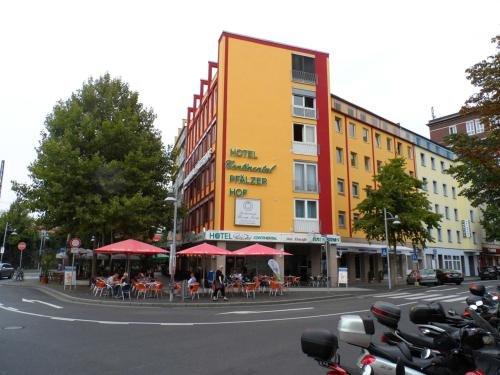 Hotel Continental Koblenz - фото 21