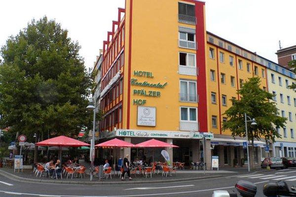 Hotel Continental Koblenz - фото 22