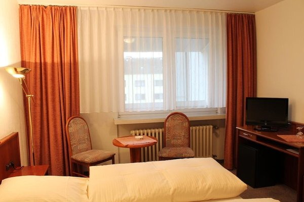 Hotel Haus Morjan - фото 2