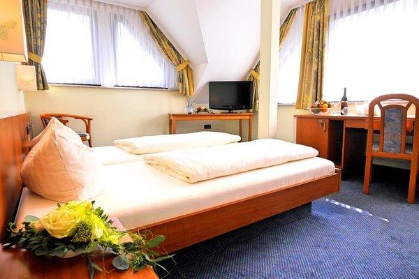 Mosel Hotel Hahn - фото 7