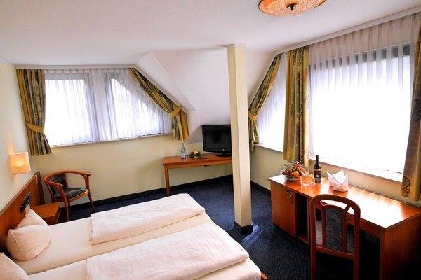 Mosel Hotel Hahn - фото 5