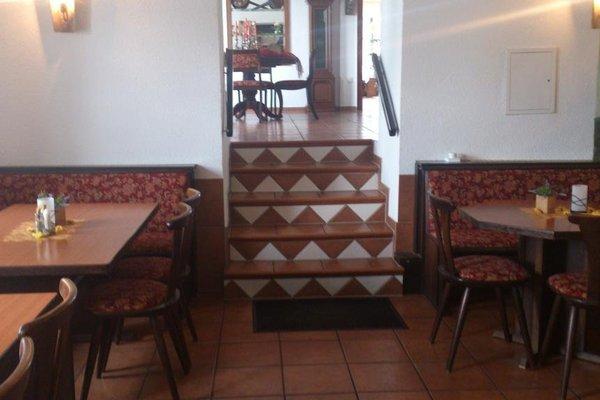 Hotel Restaurant Zur Kripp - фото 11