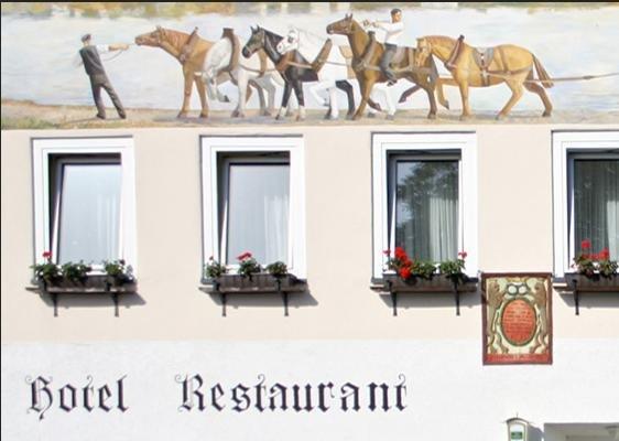 Hotel Restaurant Zur Kripp - фото 15