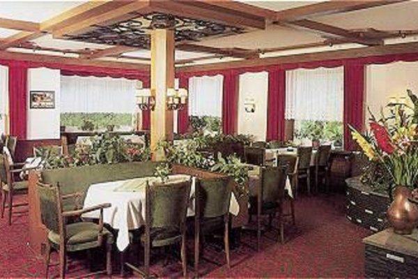 Hotel Cafe Gunter - фото 10