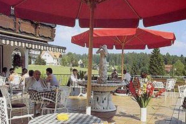 Hotel Cafe Gunter - фото 14