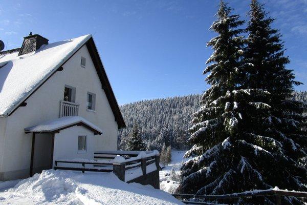 Greizer Kammhutte Gaststatte & Pension - фото 22
