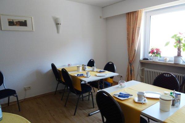 Hotel garni Zum Dom - фото 12