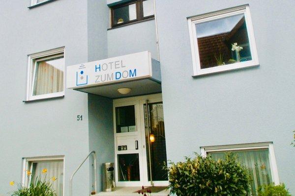 Hotel garni Zum Dom - фото 23