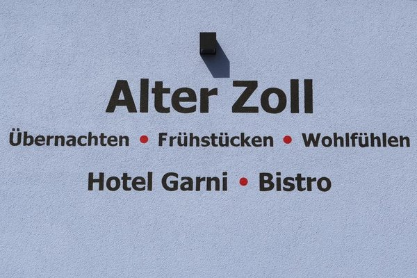 Hotel Alter Zoll - фото 21