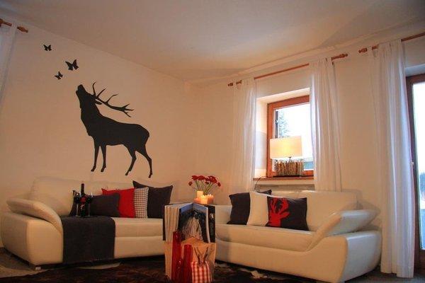 Berghaus Alpenland Apartment Klais - фото 7