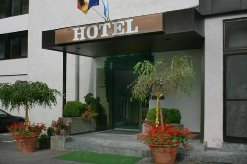 Hotel-Restaurant Esbach Hof - фото 15