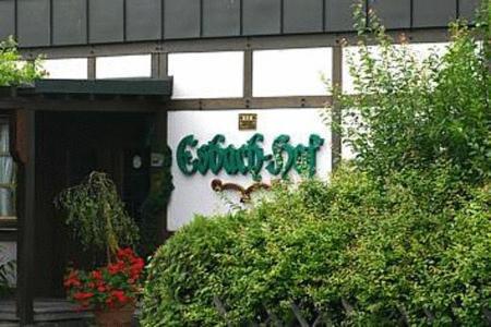 Hotel-Restaurant Esbach Hof - фото 16