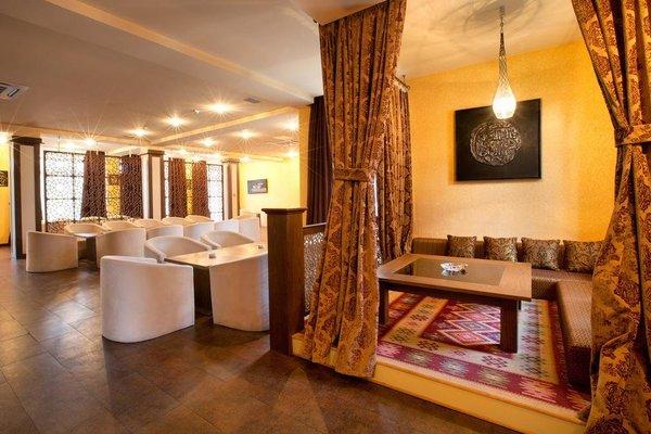 Sheki Olimpic Hotel&Resort, Шеки