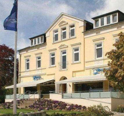 Hotel Kieler Forde - фото 21