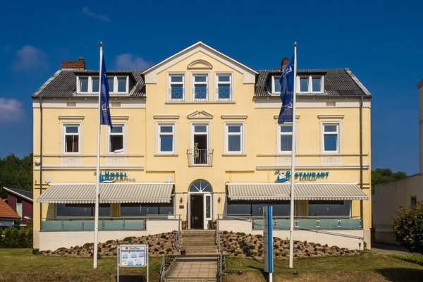 Hotel Kieler Forde - фото 22