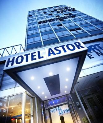 Nordic Hotel Astor - фото 6