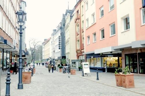 Nordic Hotel am Kieler Schloss - фото 22