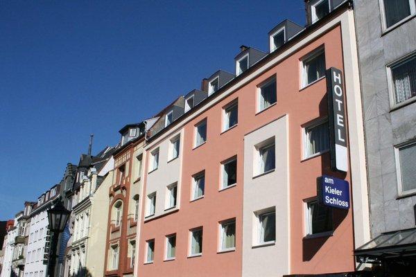 Nordic Hotel am Kieler Schloss - фото 23
