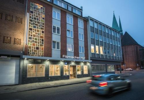 Hotel Flamischer Hof - фото 20