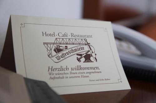 Hotel Waffenschmiede - фото 14