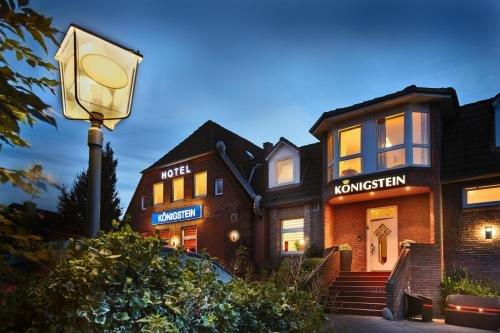 Nordic Hotel Konigstein - фото 22