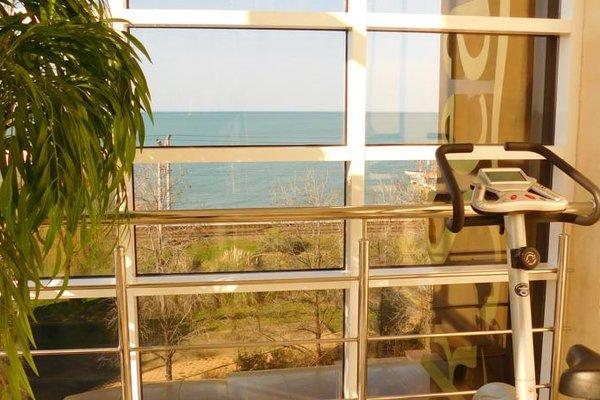 Отель Черное море - фото 12