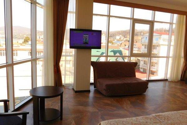 Отель Черное море - фото 17