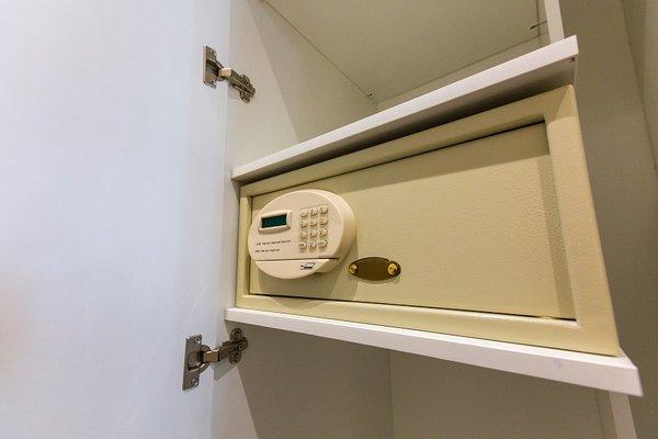 Отель Новомосковская - фото 10