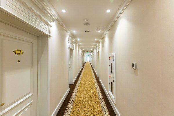 Отель Новомосковская - фото 13