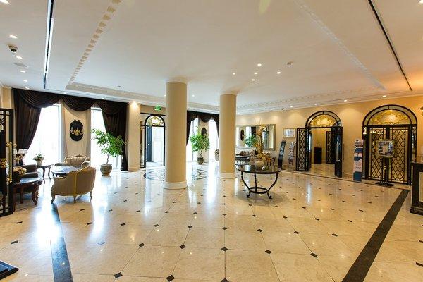 Отель Новомосковская - фото 14