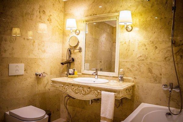 Отель Новомосковская - фото 8