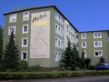 Airport Hotel Tanne - фото 8
