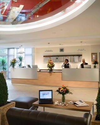 Mercure Hotel Frankfurt Airport - фото 14