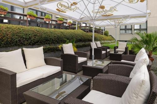 Mercure Hotel Frankfurt Airport - фото 20
