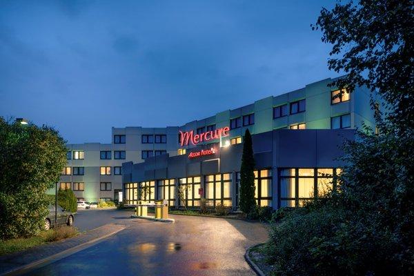 Mercure Hotel Frankfurt Airport - фото 22