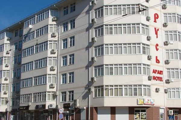 Hotel Rus - фото 23
